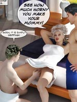 Exclusive 3D Incest Comics